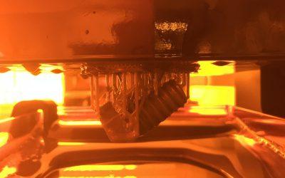 Nouvelle imprimante 3D!