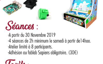 Atelier Borne d'Arcade