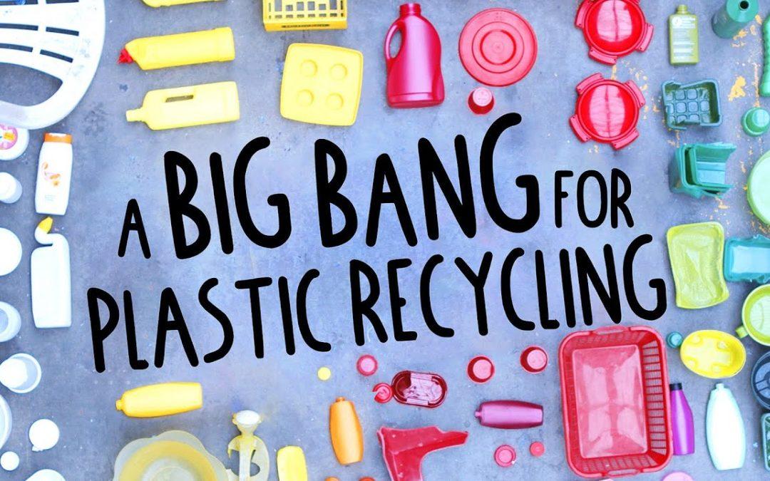 Precious plastic débarque au Fablab